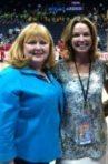 Myra and Kathy Betty